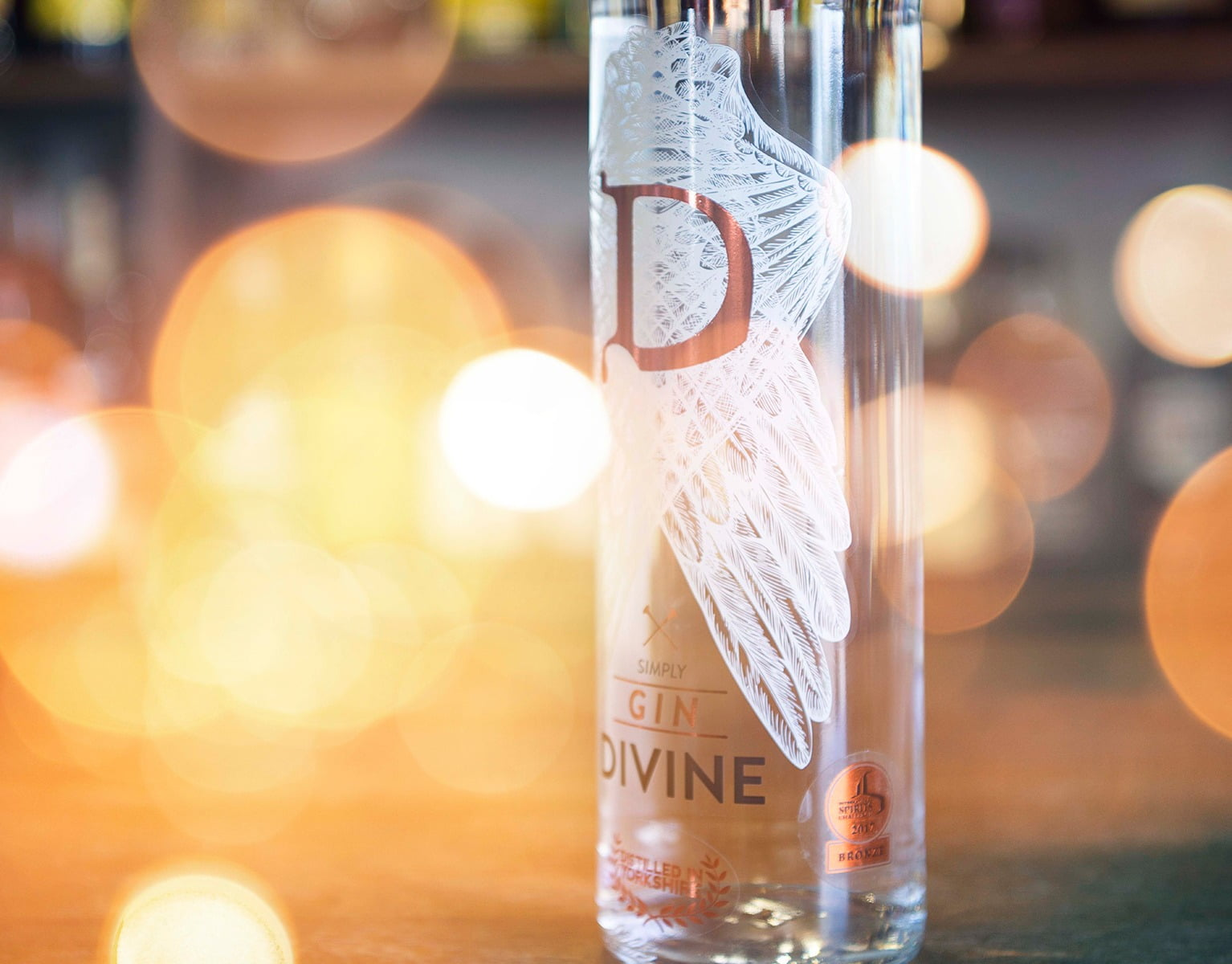 Gin Divine Online at Taste