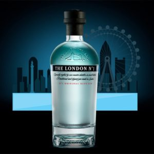 London No 1 Blue Gin