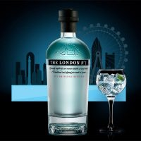 London No 1 Blue Gin with Free Glass