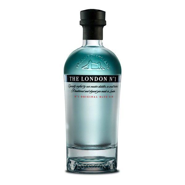 London No 1 Blue Gin