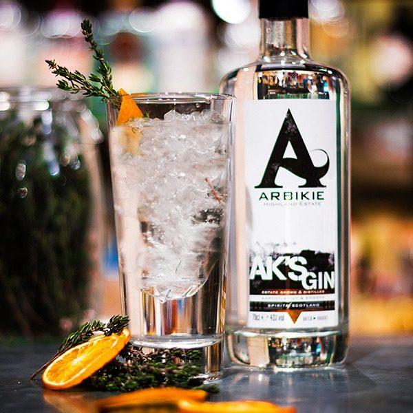 AK Gin