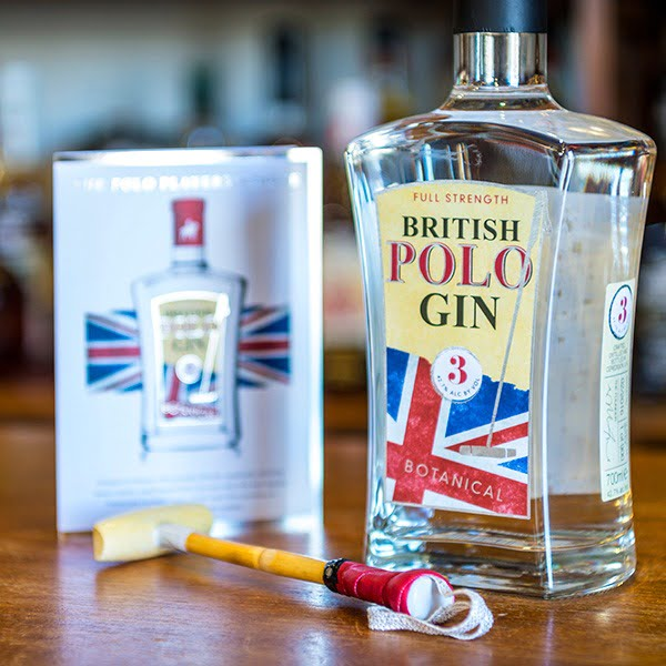 British Polo Gin