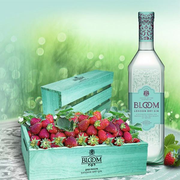 Greenall's Bloom Gin