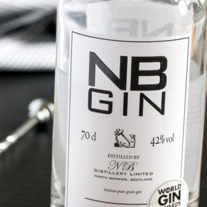 NB North Berwick Gin