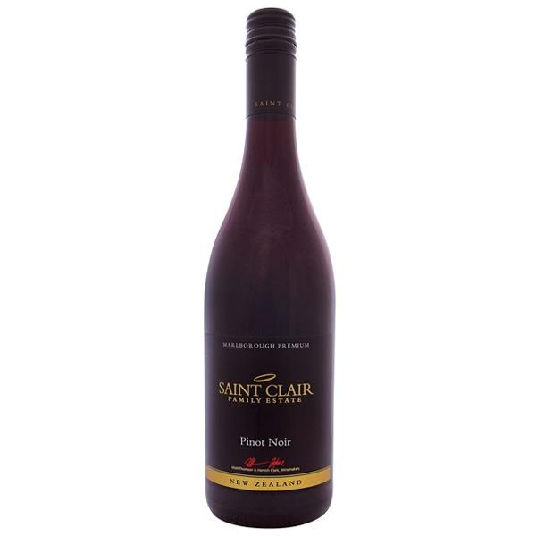 Saint Clair Marlborough Pinot Noir