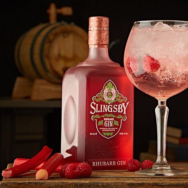 Slingsby Rhubarb Gin
