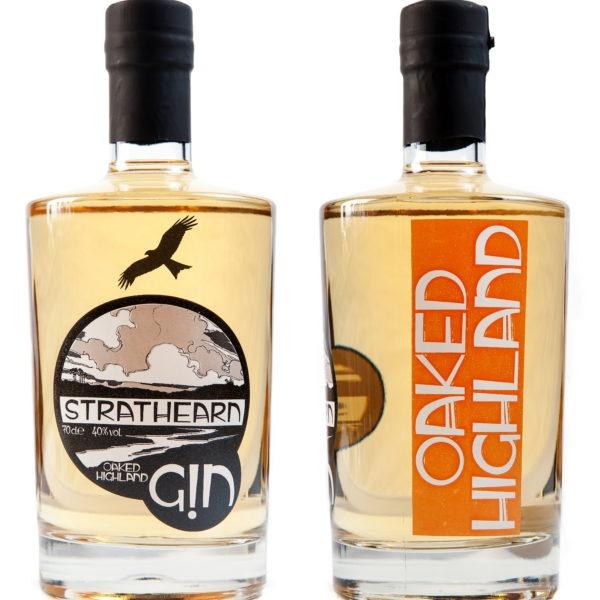 Stathearn Oaked Highland Gin