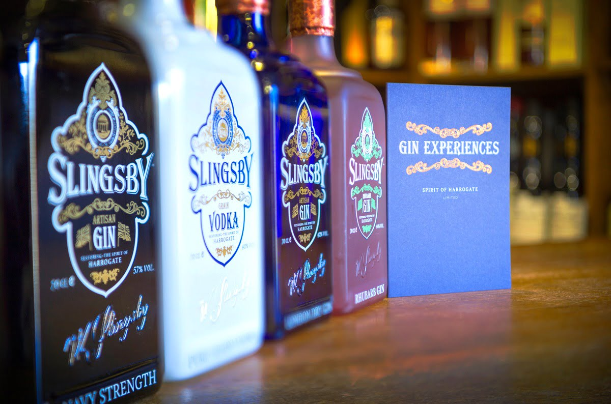 Slingsby Gin Collection