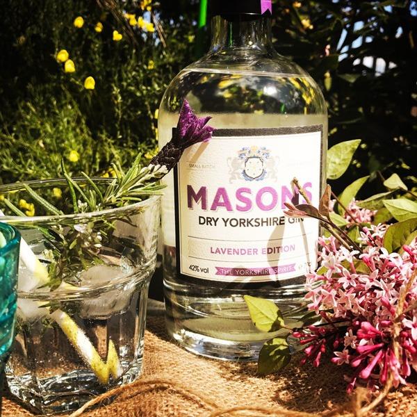 Masons Yorkshire Gin - Lavender