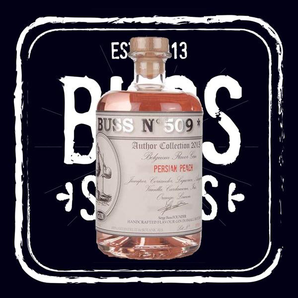 Buss No 509 Peach Gin