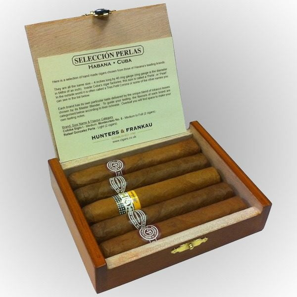 Perlas Cigar Gift Box