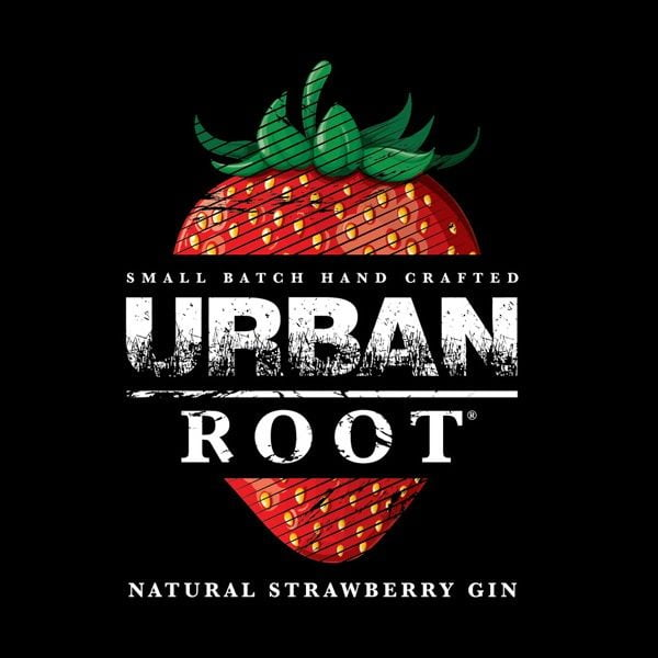 Urban Root Strawberry Gin
