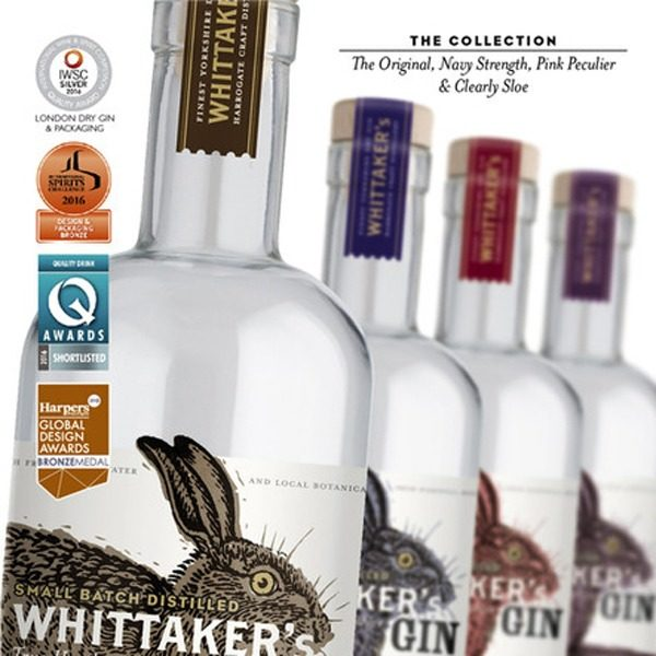 Whittaker's Gin Collection