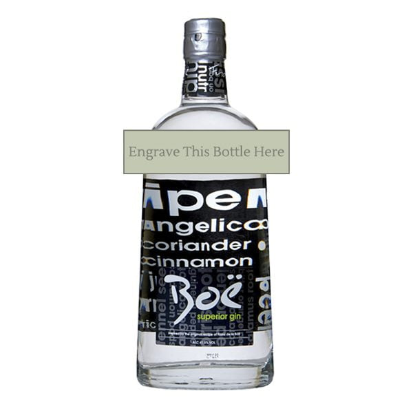 Boe Gin - Personalised