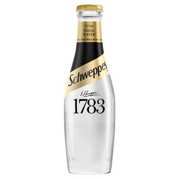 Schweppes 1783 Crisp Tonic