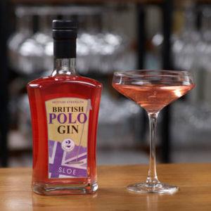 British Polo Sloe Gin