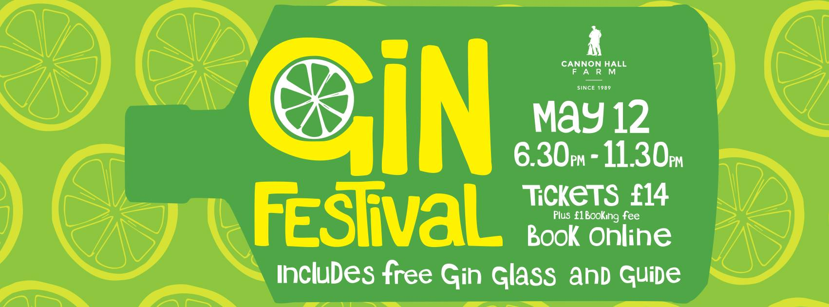 Cannon Hall Farm Gin Festival