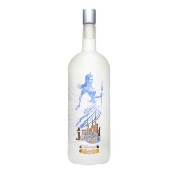 Snow Queen Vodka Magnum Plus
