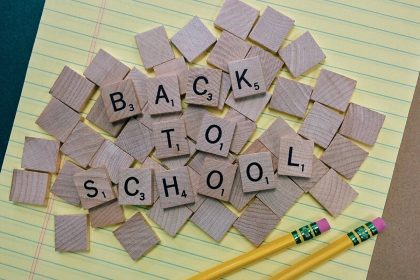 Back To School – Let's Celebrate!