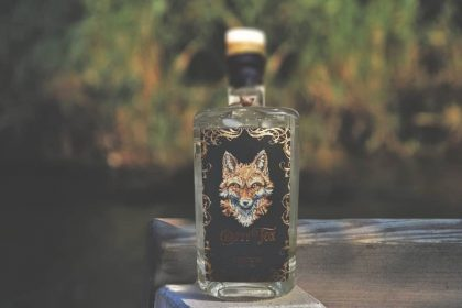 Introducing Crafty Fox Gin and The Harrison Distillery