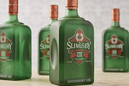 New Slingsby Gin – Gooseberry Gin Brought To You By Taste