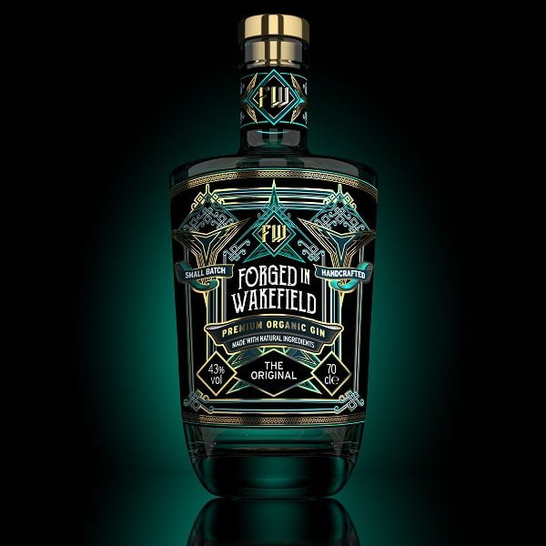 Fords of Wakefield Original Gin is a real labour of love by the Fords Distillery. Months have been spent perfecting the recipe and procedure for its creation.