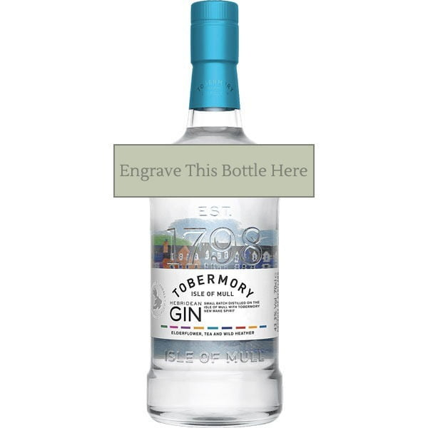 Tobermory Gin - Engrave It!