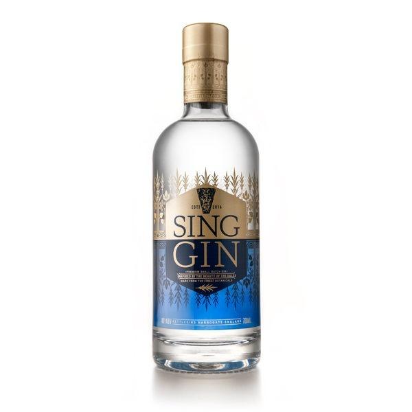 Sing Gin - Bottle