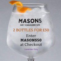 Masons Lavender Offer