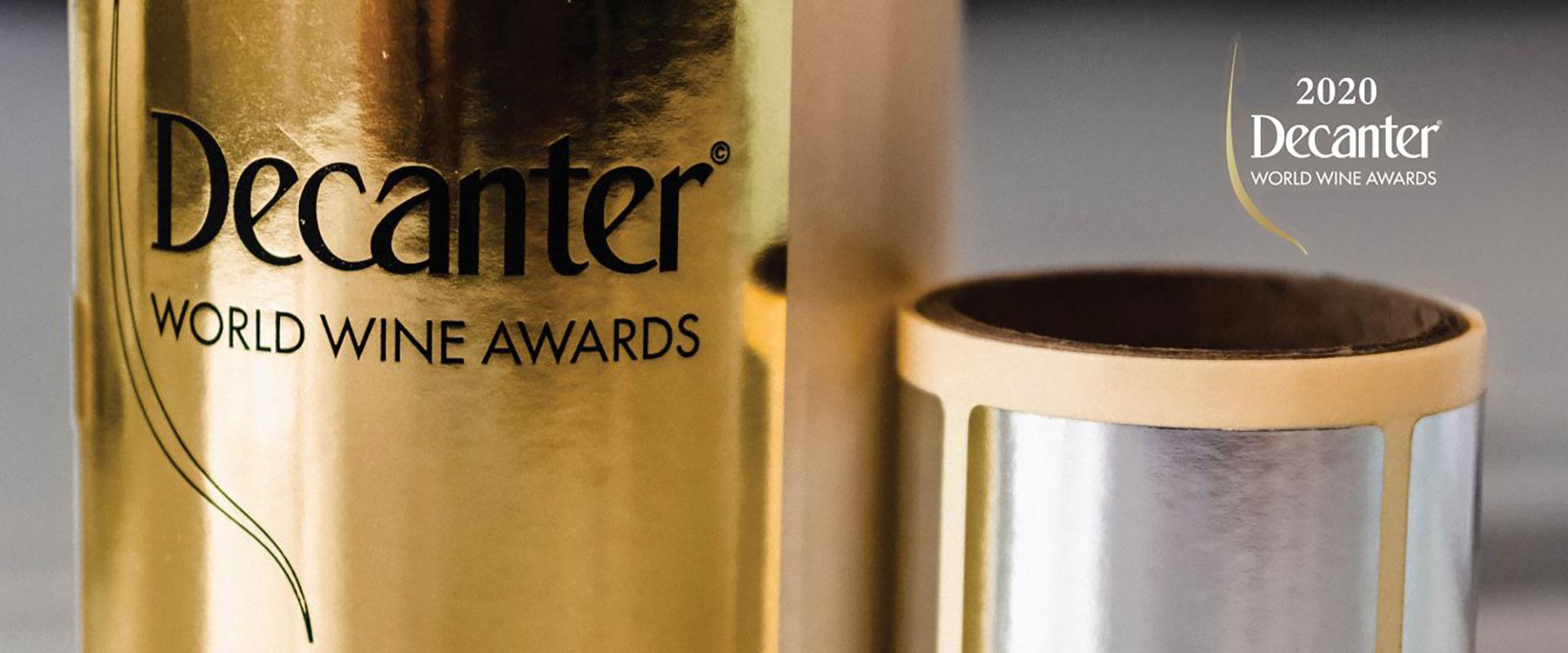 Decanter Wine Awards 2020