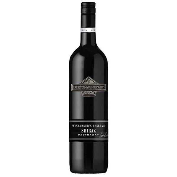 Berton Vineyard Winemakers Reserve Padthaway The Black Shiraz